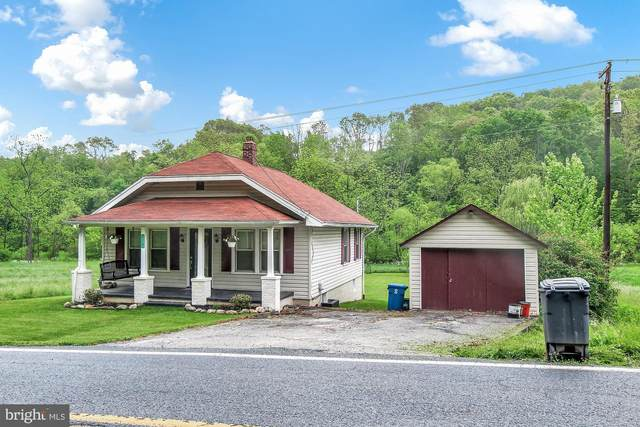12273 Pleasant Valley Road, GLEN ROCK, PA 17327 (#PAYK138318) :: The Craig Hartranft Team, Berkshire Hathaway Homesale Realty