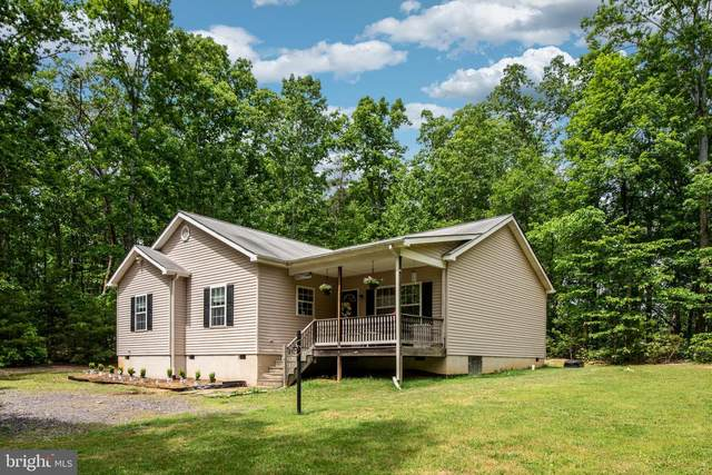 28604 Morel Way, RHOADESVILLE, VA 22542 (#VAOR136778) :: Advon Group