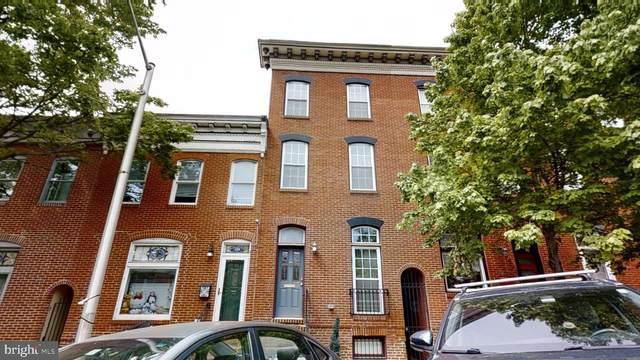 2218 Gough Street, BALTIMORE, MD 21231 (#MDBA511702) :: McClain-Williamson Realty, LLC.