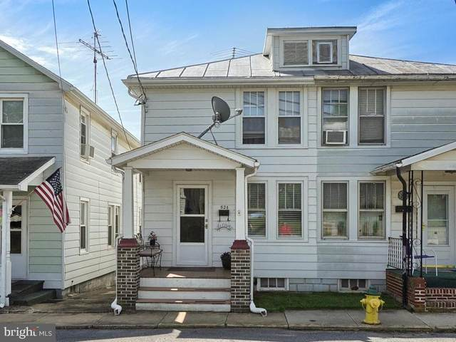 52 1/2 Carroll Street, WESTMINSTER, MD 21157 (#MDCR196926) :: Gail Nyman Group