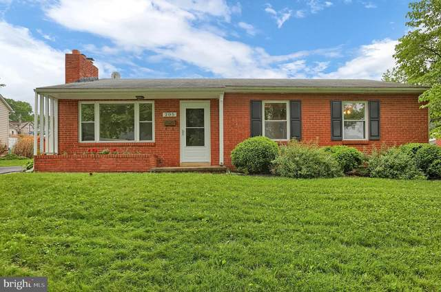 205 S 19TH Street, CAMP HILL, PA 17011 (#PACB123924) :: Century 21 Dale Realty Co