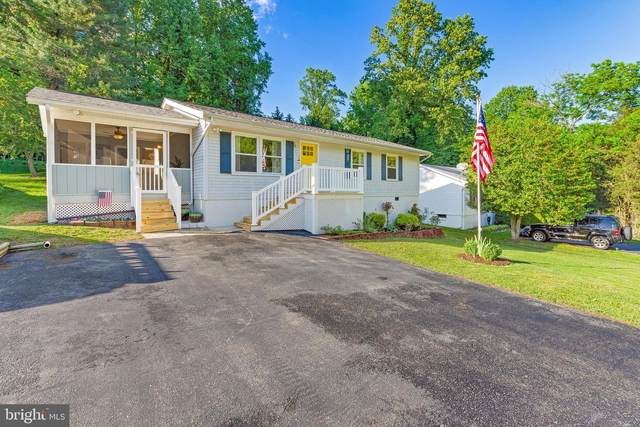 4116 Cassell Boulevard, PRINCE FREDERICK, MD 20678 (#MDCA176584) :: The Maryland Group of Long & Foster Real Estate
