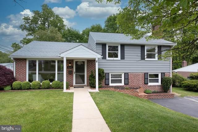 263 Gleaves Road, SPRINGFIELD, PA 19064 (#PADE519448) :: Linda Dale Real Estate Experts