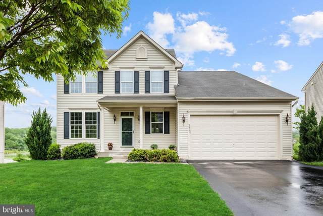 2861 Mahla Court, MANCHESTER, MD 21102 (#MDCR196928) :: The Bob & Ronna Group