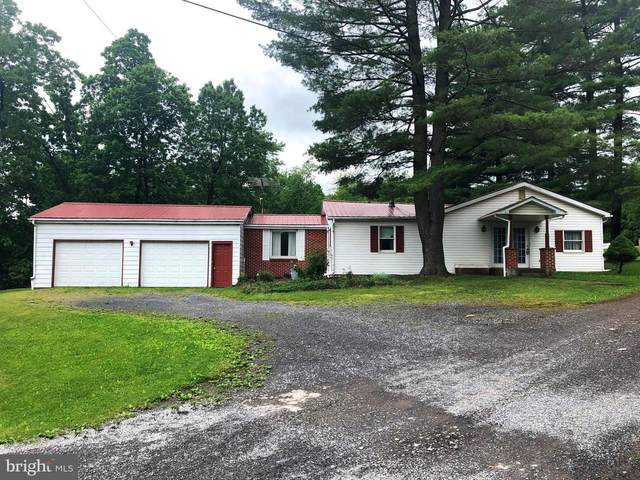 14642 Shady Pine Road, WILLOW HILL, PA 17271 (#PAFL172846) :: The Dailey Group