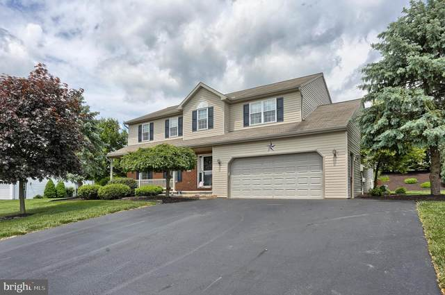 1829 Lake Drive, LEBANON, PA 17046 (#PALN113830) :: The Heather Neidlinger Team With Berkshire Hathaway HomeServices Homesale Realty