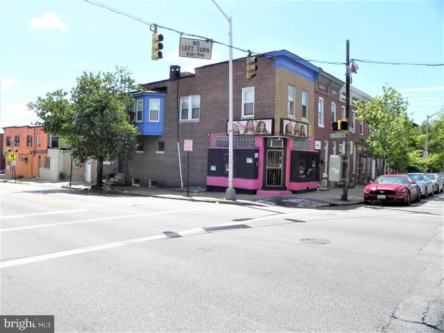 241 N Milton Avenue, BALTIMORE, MD 21224 (#MDBA511724) :: Tessier Real Estate