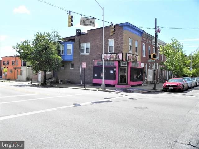 241 N Milton Avenue, BALTIMORE, MD 21224 (#MDBA511724) :: Corner House Realty