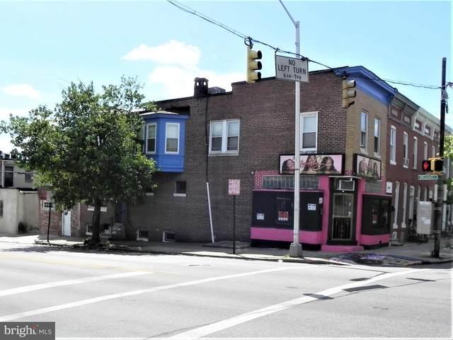 241 N Milton Avenue, BALTIMORE, MD 21224 (#MDBA511726) :: Revol Real Estate
