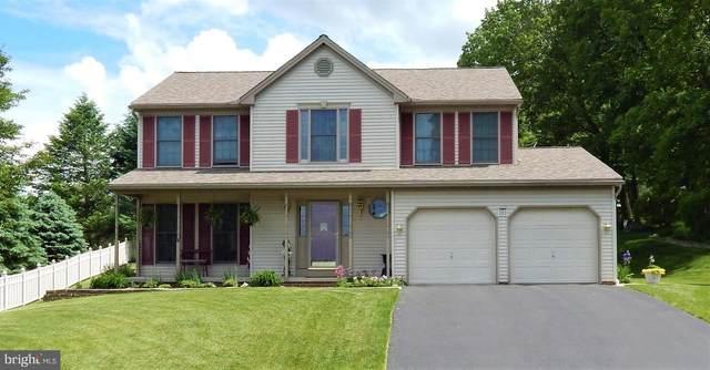 202 Sunset Circle, RED LION, PA 17356 (#PAYK138340) :: Tessier Real Estate
