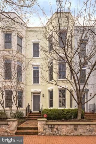 1321 Independence Avenue SE, WASHINGTON, DC 20003 (#DCDC470658) :: City Smart Living