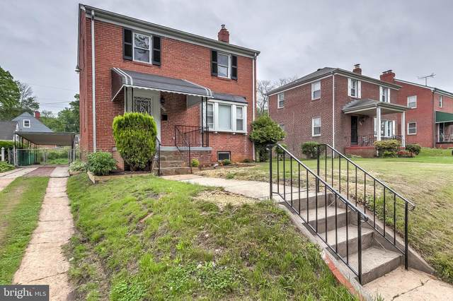 4823 Herring Run Drive, BALTIMORE, MD 21214 (#MDBA511736) :: The Bob & Ronna Group