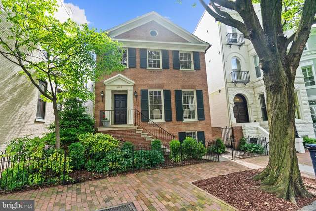 1683 31ST Street NW, WASHINGTON, DC 20007 (#DCDC470672) :: Jim Bass Group of Real Estate Teams, LLC