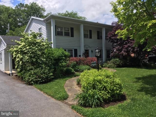 454 Arlington Road, CAMP HILL, PA 17011 (#PACB123936) :: Bob Lucido Team of Keller Williams Integrity