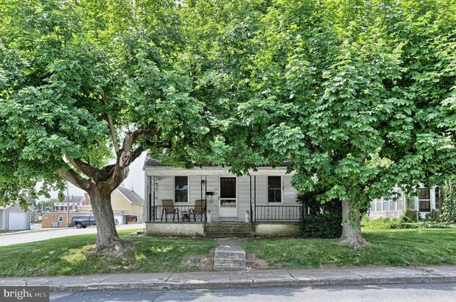 16 N Queen Street, DOVER, PA 17315 (#PAYK138356) :: The Heather Neidlinger Team With Berkshire Hathaway HomeServices Homesale Realty