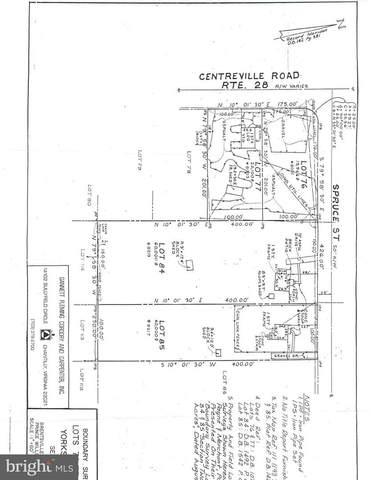 8001 Centreville Road, MANASSAS, VA 20111 (#VAPW495854) :: The Vashist Group