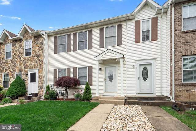 8 Dunmoor Ct S, HAMILTON, NJ 08690 (#NJME296060) :: Jason Freeby Group at Keller Williams Real Estate