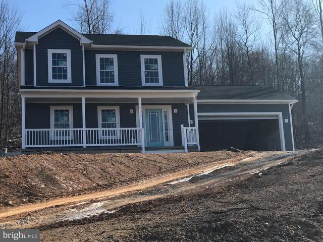 Warner Lot 3B-1, HEDGESVILLE, WV 25427 (#WVBE177440) :: Seleme Homes