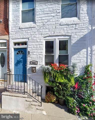 1541 S Hicks Street, PHILADELPHIA, PA 19146 (MLS #PAPH899356) :: The Premier Group NJ @ Re/Max Central