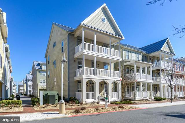 50 Sunset Island Drive Lus-Ay-50, OCEAN CITY, MD 21842 (#MDWO114134) :: The Sky Group