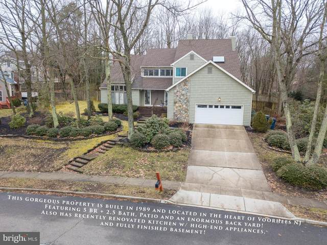 3 Callison Lane, VOORHEES, NJ 08043 (#NJCD394530) :: Tessier Real Estate