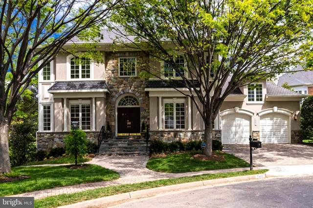 7401 Old Maple Square, MCLEAN, VA 22102 (#VAFX1131278) :: Seleme Homes