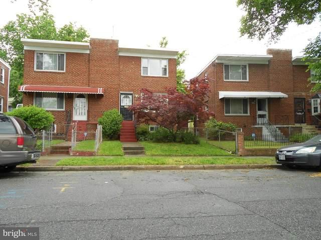 226 Nicholson Street NE, WASHINGTON, DC 20011 (#DCDC470700) :: EXP Realty