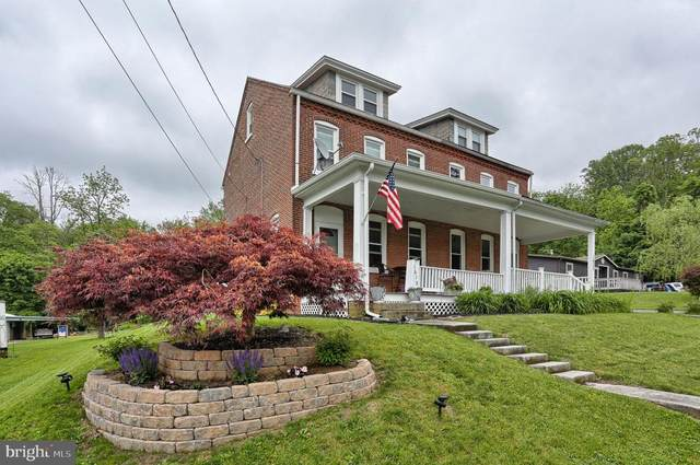 1618 Mount Wilson Road, LEBANON, PA 17042 (#PALN113844) :: Iron Valley Real Estate