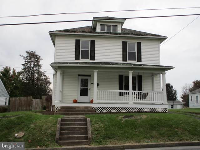 553 W Spring Street, WOODSTOCK, VA 22664 (#VASH119304) :: Seleme Homes