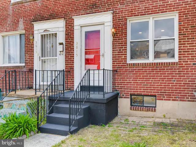 3615 W Lexington Street, BALTIMORE, MD 21229 (#MDBA511760) :: RE/MAX Advantage Realty