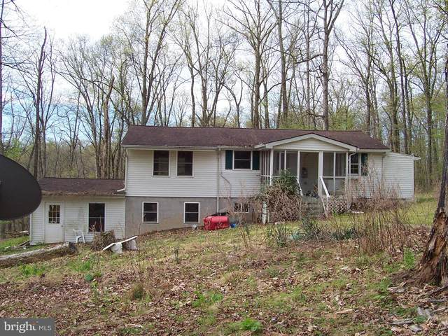 638 Cabin Drive, HEDGESVILLE, WV 25427 (#WVBE177446) :: Pearson Smith Realty