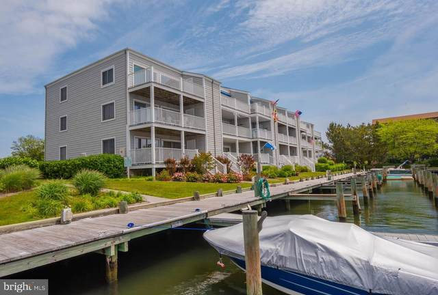 12401 Jamaica Avenue #260, OCEAN CITY, MD 21842 (#MDWO114140) :: AJ Team Realty