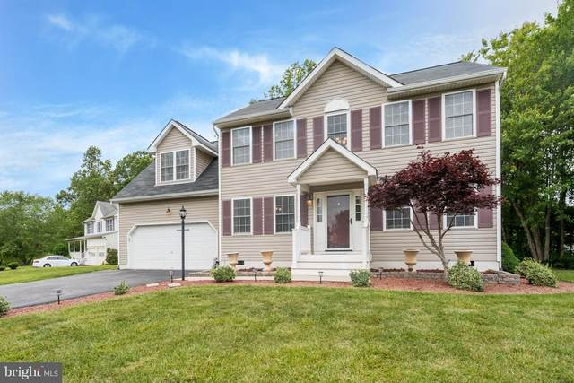 3801 Jansen Court, FREDERICKSBURG, VA 22408 (#VASP222286) :: Sunita Bali Team at Re/Max Town Center