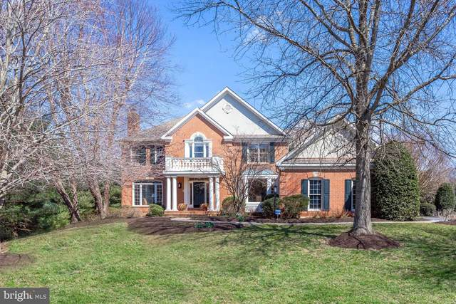 10608 Dogwood Farm Lane, GREAT FALLS, VA 22066 (#VAFX1131320) :: Cristina Dougherty & Associates