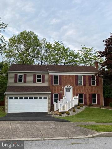 109 Blacksmith Road, CAMP HILL, PA 17011 (#PACB123940) :: The Team Sordelet Realty Group