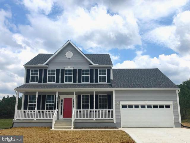 Brooks Drive Lot 14, COLONIAL BEACH, VA 22443 (#VAWE116466) :: Jacobs & Co. Real Estate