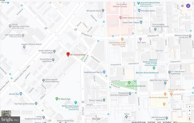 501 Orchard Street, BALTIMORE, MD 21201 (#MDBA511770) :: Shamrock Realty Group, Inc