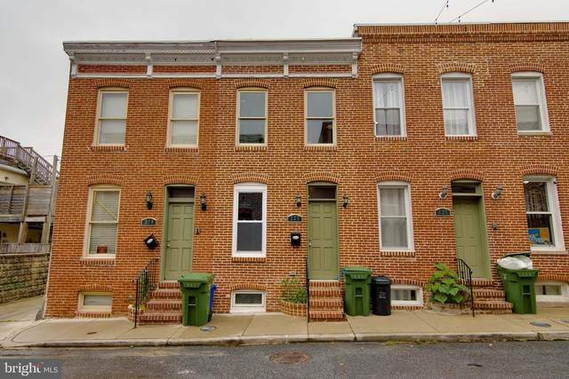 227 N Madeira Street, BALTIMORE, MD 21231 (#MDBA511776) :: Jacobs & Co. Real Estate