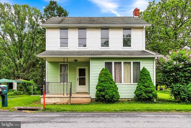 902 Maidencreek Road, FLEETWOOD, PA 19522 (#PABK358244) :: Iron Valley Real Estate