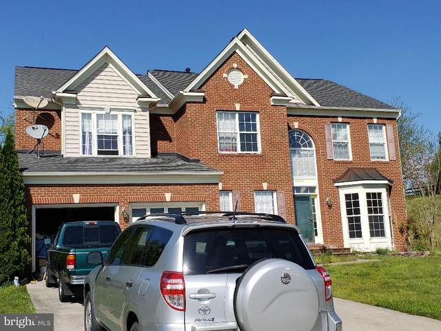 1408 Stone Mill Court, WINCHESTER, VA 22601 (#VAWI114522) :: The MD Home Team