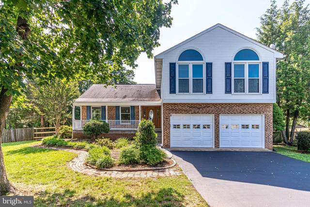 10123 Trinity Lane, MANASSAS, VA 20110 (#VAMN139652) :: Colgan Real Estate