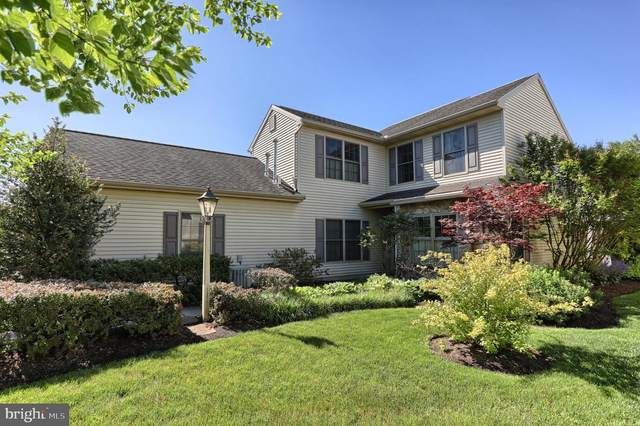 2427 Zell Court, HUMMELSTOWN, PA 17036 (#PADA121890) :: TeamPete Realty Services, Inc
