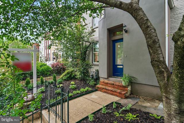 1419 E Street NE, WASHINGTON, DC 20002 (#DCDC470758) :: Mortensen Team
