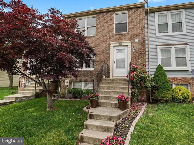 6912 Doublebrand Court, FREDERICK, MD 21703 (#MDFR264924) :: Advon Group