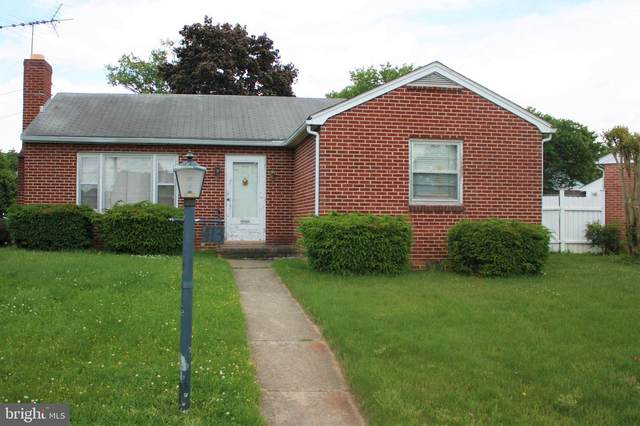 413 E 9TH Street, FREDERICK, MD 21701 (#MDFR264930) :: Arlington Realty, Inc.