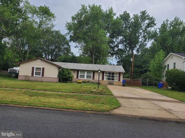 841 Copley Avenue, WALDORF, MD 20602 (#MDCH214248) :: The Dailey Group