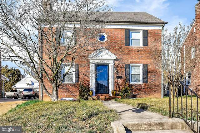 654 Regester Avenue, BALTIMORE, MD 21212 (#MDBC495354) :: Tessier Real Estate