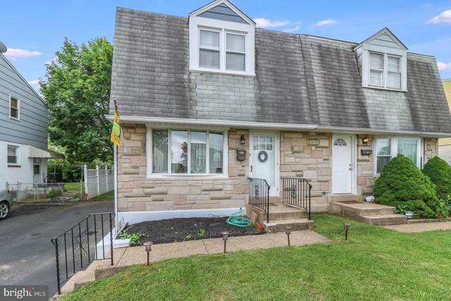 1338 Price Street, MARCUS HOOK, PA 19061 (MLS #PADE519526) :: The Premier Group NJ @ Re/Max Central