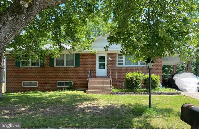 6903 Eilerson Street, CLINTON, MD 20735 (#MDPG569774) :: The Maryland Group of Long & Foster Real Estate