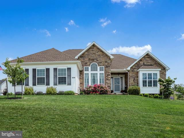 1214 Bair Road, HANOVER, PA 17331 (#PAYK138392) :: TeamPete Realty Services, Inc
